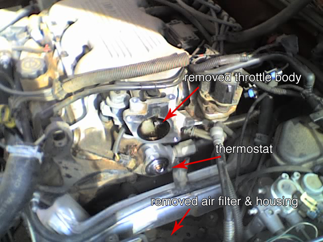 2007 monte carlo thermostat location  2007  free engine
