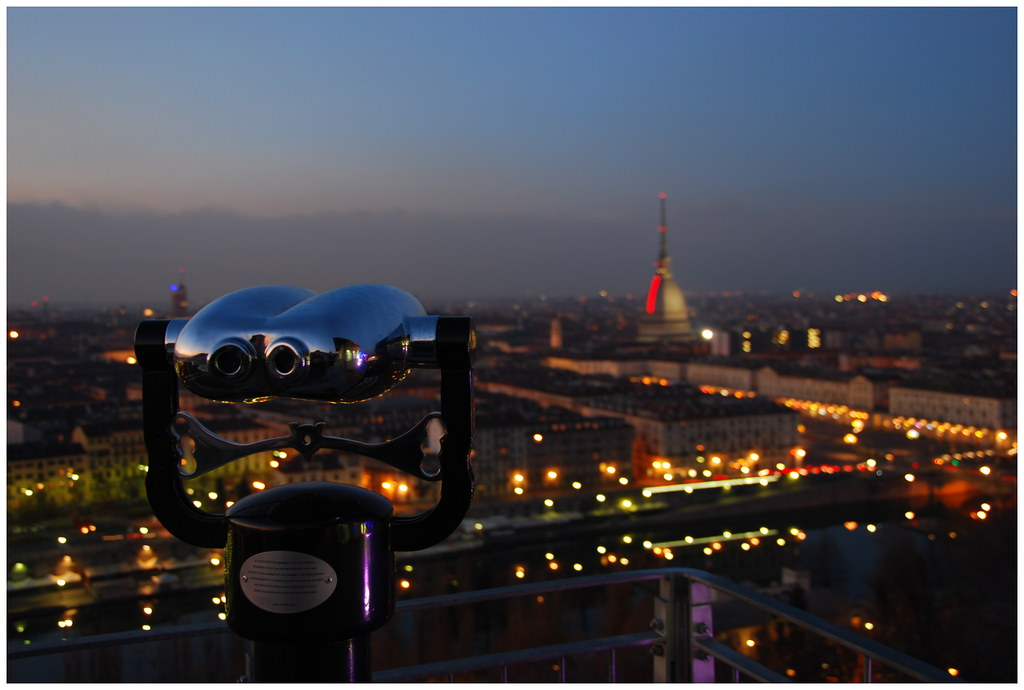 Observing Turin Skyline