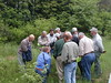 Tree planting demo, Cloquet 2002