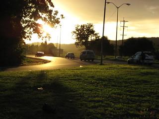 Portmore Sunset