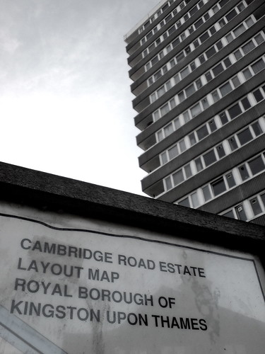 Cambridge Estate Kingston