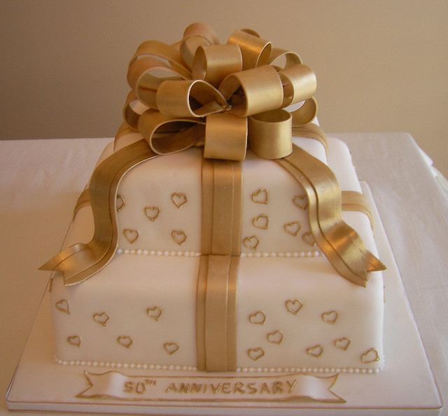Cake Decorating Ideas For 50th Wedding Anniversary : Site Unavailable