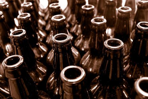 3rd February 2008 - Beer bottles