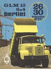 1969 Berliet