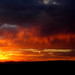 Alamosa Sunset Virga by truan