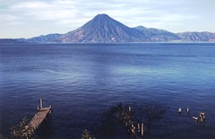 Volcan Lac Atitlan