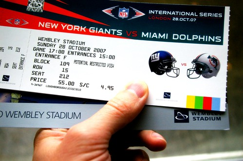 nfl wembley tickets