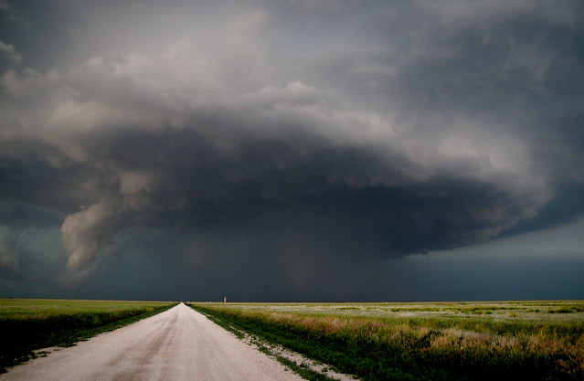 Guymon, Oklahoma Funnel Cloud