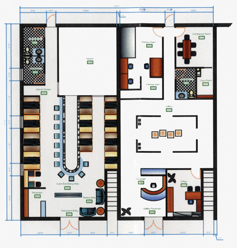 Japanese Floor Plans - Architecture, Interior Designs, Furniture