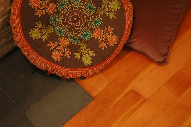 Room Colors Slate Teal
