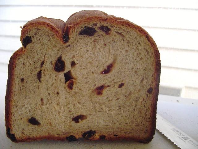 cinnamon raisin loaf | Flickr - Photo Sharing!