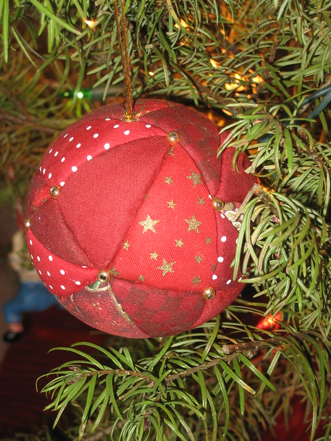 Christmas Ornaments From Brazil : Brazilian christmas ornament tuttifruttigirl made this