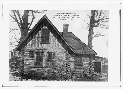 Former home of Joaquin Miller (poet), Wash., D.C.  (LOC)