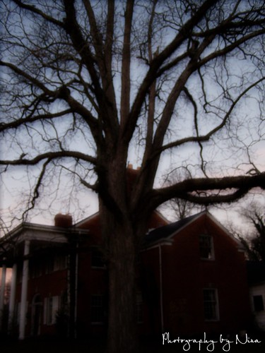 old sunset house creepy