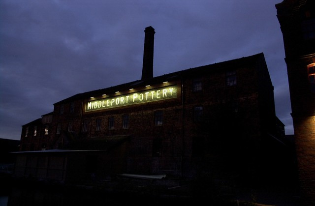 Middleport Pottery, by Clare White. Image used under Creative Commons licence, click pic for link.