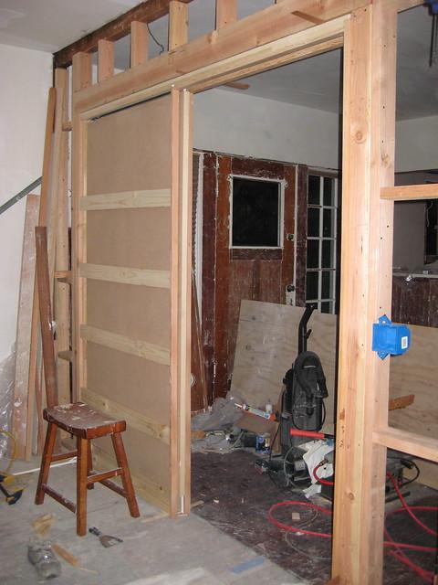 How to install a pocket door chjasity37z s blog for Installing sliding doors exterior