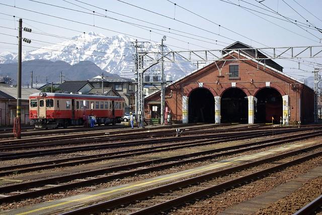 Itoigawa station
