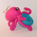 Octopus Wrist Pincushion