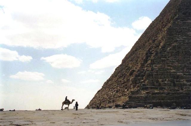 Pyramide de Guizeh - Égypte