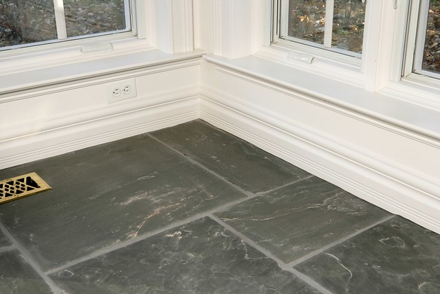 Bluestone slate floor close up flickr photo sharing for Bluestone flooring