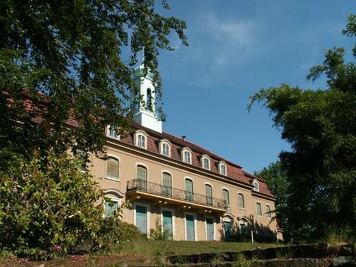 Schloss Wachwitz bei Dresden / Pillnitz