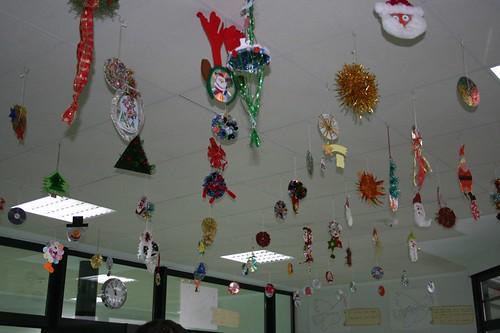 Fiesta Navidad colegio