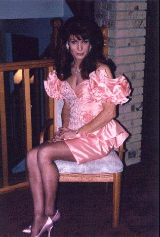 Lori Larkin by TransgenderPromFormalPics
