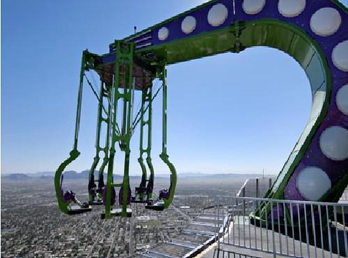 Crown Regency Fuente Tower Sky Adventure - insanity ride