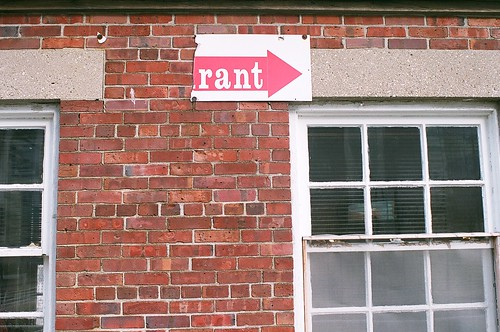 RANT, this way by Nesster, on Flickr
