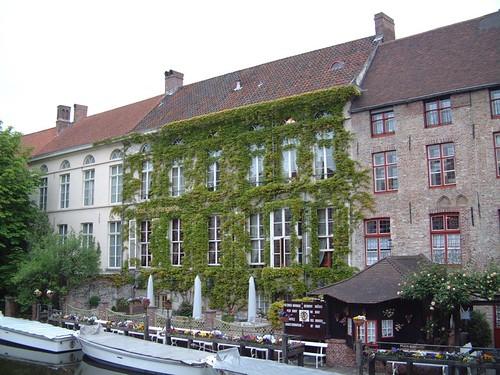 The Orangerie, Bruges