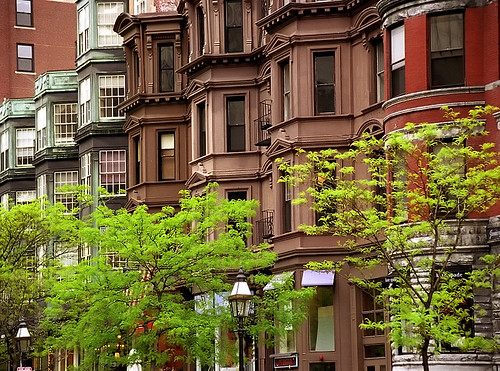 Boston - Newbury Street Townhomes