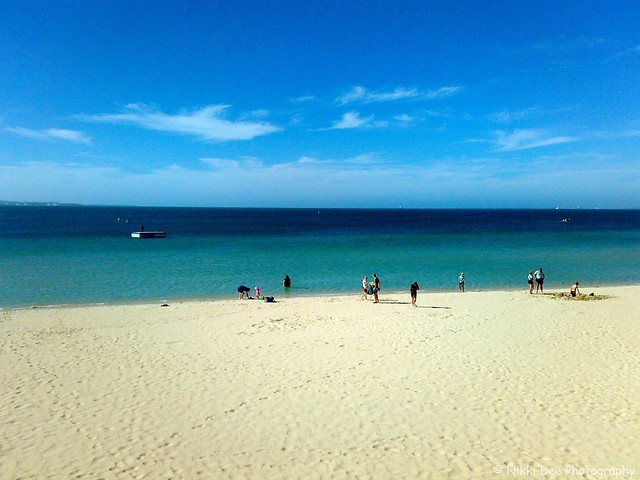 Rockingham Beach Jan 08