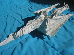 Paper Dragon 64 Photos | Scaled Wyvern | 615