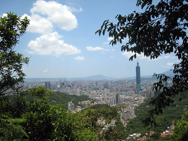Taipei by CC user daymin on Flickr