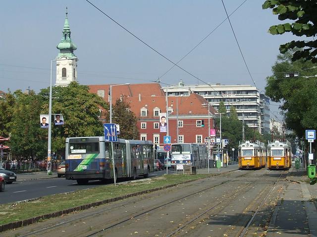 Header of Budapest