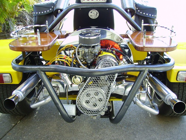Rear Engine Trike http://www.flickr.com/photos/39426724@N06/3623016777/