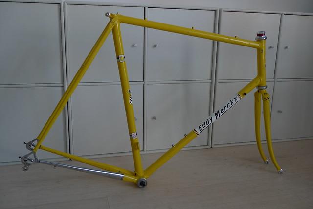 Eddy Merckx - Yellow