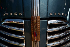 Buick Eight, detail