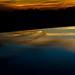 Mountains over sky by dtedesco