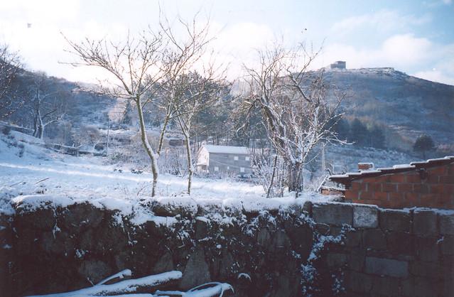 Águas Frias Neve