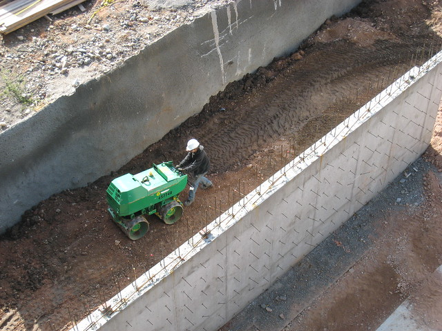 Header of compaction