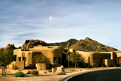 The Boulders Residential Area, Carefree Arizona