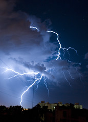 storm, thunder, thunderstorm, lightning,