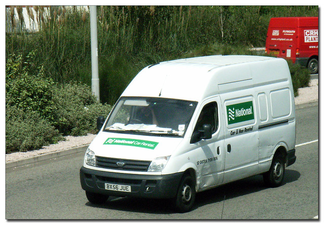 Car Van Hire Mansfield
