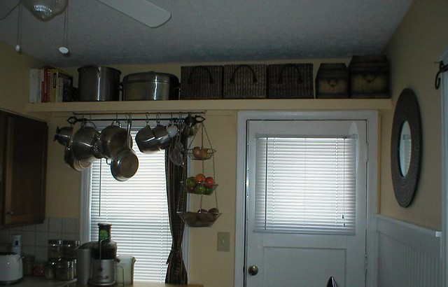 Kitchen back door flickr photo sharing for Kitchen back door