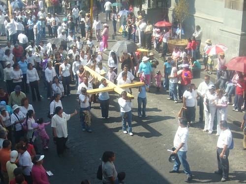 Semana Santa 2008 en Puebla