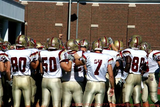 College Football-Oberlin @ Wabash Bonus 16