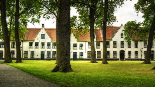 Béguinage of Bruges