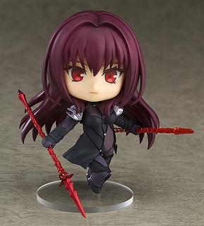能殺死我的人在哪…不可能有的吧。黏土人《Fate/Grand Order》Lancer/斯卡哈 ランサー/スカサハ