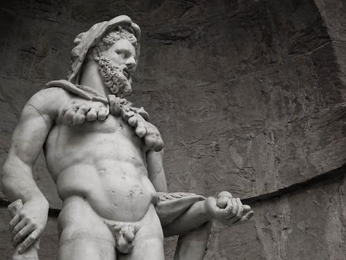 Ercole ed i pomi d'oro del giardino delle Esperidi